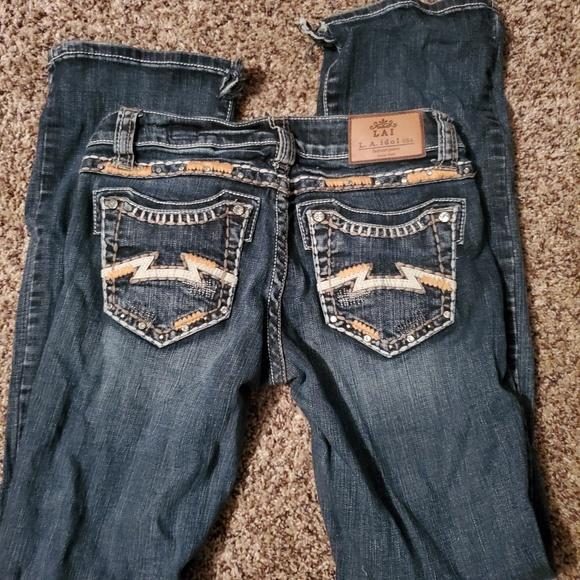 L.A. idol Denim - Womens L A Idol jeans